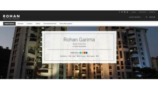 Rohan Garima - Residential Apartments in Model Colony, Pune