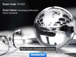 Microsoft 70-532 Exam Dumps