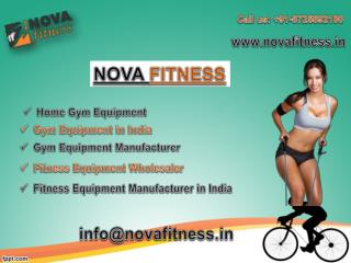 One among Best Fitness Equipment Manufacturers in India