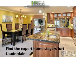 Our best occupied home staging service