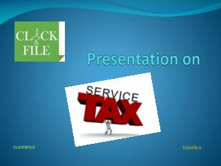 Service Tax Registration for your Business