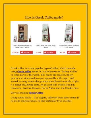 Greek Coffee   greek-e-foodmarket.com
