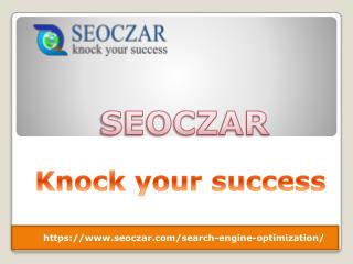 SEO services in Delhi | best seo company in India | Seoczar