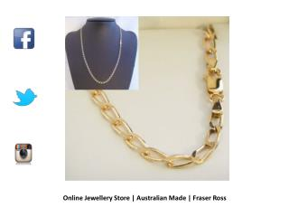 Shop for Gold Necklaces | Chain Me Up