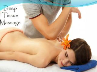 Clinical Deep Tissue Massage in Vancouver, BC