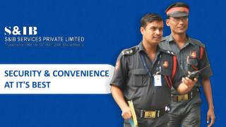 A-Z Security Services and Maintenance Solutions by S&IB Services Pvt. Ltd.