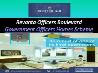 Buy New projects In Delhi - Revantaofficersboulevard