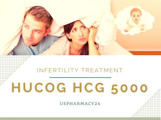 Hucog 5000 iu | Pregnyl 5000 iu Injection