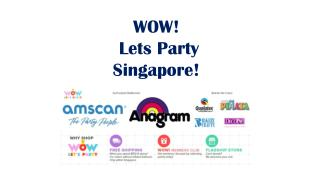 Let's Party in Singapore