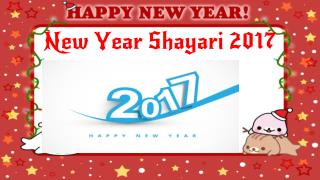 New Year Shayari 2017 In Hindi And English