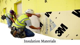 Insulation Materials Industries in UAE