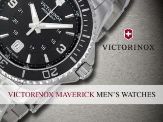 Top 5 Victorinox Maverick Men's Watches