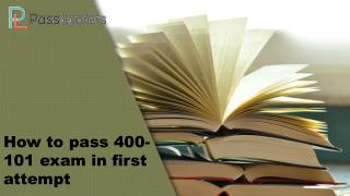 Passleaders 400-101 Practice Exam