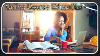 Online Course Education