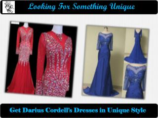 Choose Expert Custom Dresses Designer