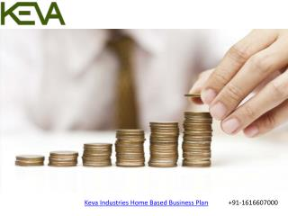 Keva Industries Home Besed Business Plan