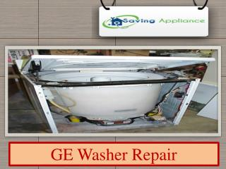 GE Washer Repair