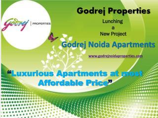 Godrej Noida Apartments