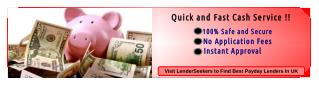 Online Payday Lenders UK at LenderSeekers