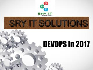 Get Trained Online to become a Professional DevOps Engineer in 2017