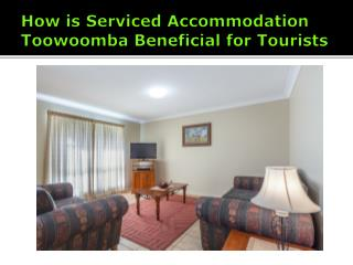 Accommodation in Toowoomba