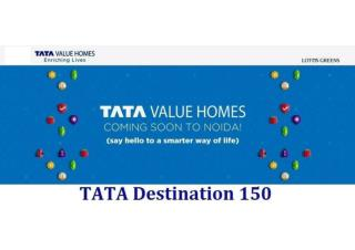 Tata Destination Sector 150 Noida - Apartment Sports Amenities Noida Delh