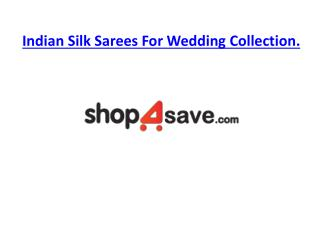 Online Shopping Sarees at low price Shop4save