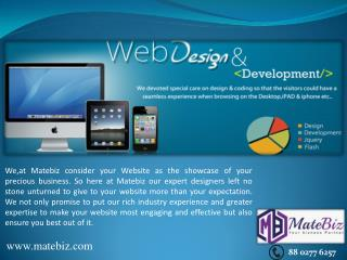 There Are Lots Of Types Of Web Design
