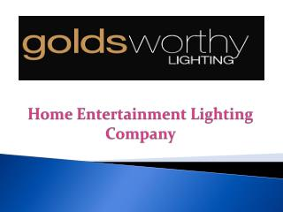 Home Entertainment Lighting Company
