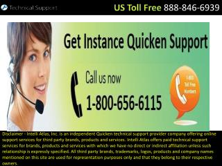 Know Quicken 2017 and How Quicken Customer Service Help Resolve Issues