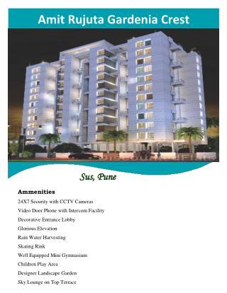 Amit Rujuta Gardenia Crest Residential Project at Sus Pune