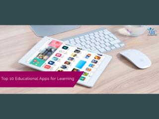 Top 10 Educational Apps for Learning