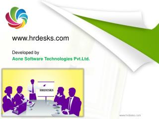 hrdesks chennai jobs