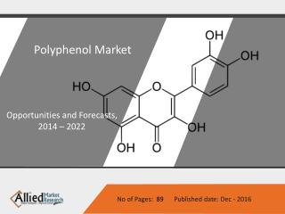 Polyphenol Market by Product type and Applicatopns