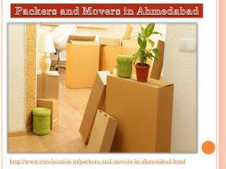 Driving pressing and moving organization Ahmedabad