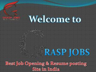 Free jobs search online for candidates in india
