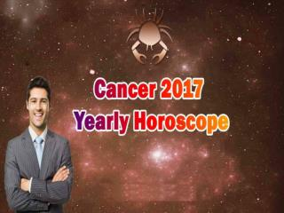 Cancer 2017 Astrology Forecasts | Free Yearly Horoscope 2017
