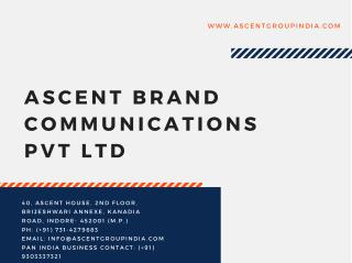 Brand Advertising Agency