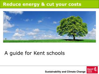 Reduce energy & cut your costs