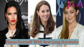 Flaunt yourself with best long hairstyles