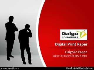 Get Awesome Digital Print Paper Design – Galgo4d