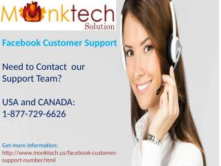 With no reason anybody blocked you essentially call 1-877-729-6626 Facebook Customer Support