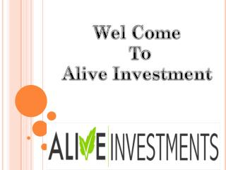 Alive Investments | Alive Investments Review