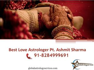 Love Marriage Solution By Famous Astrologer - Pt. Ashmit Shrama