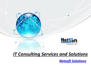 IT Services and Solutions