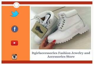 Fashion Accessories Online Store