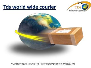 Dhl courier services - courier to #USA, Delhi, canada