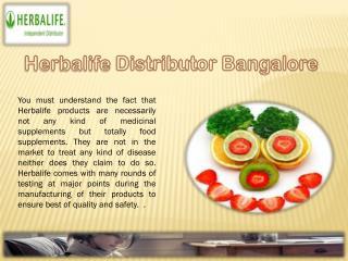 herbalife weight loss Bangalore
