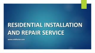 Residential-Installation-Repair-Service