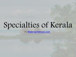 HOUSEBOATS IN KERALA